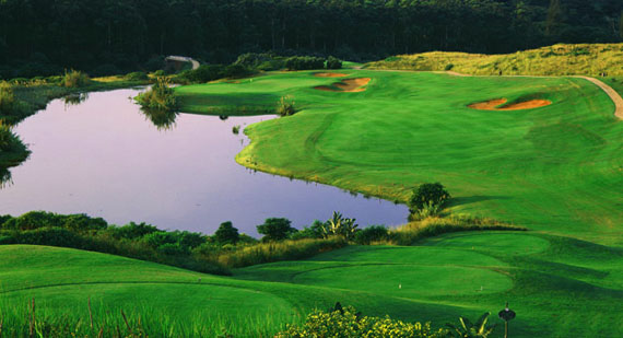 Fairmont Zimbali golf club