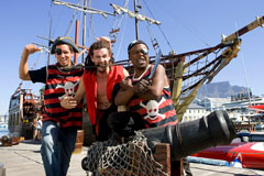 Pirate Ship - GTASA - Global Travel Alliance SA