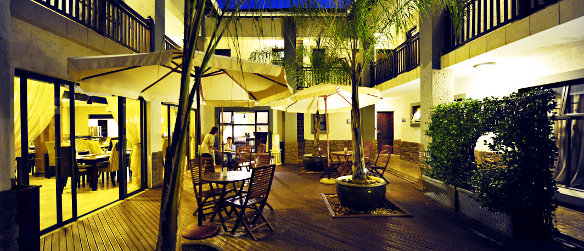 Villa Bali Boutique Hotel - Global Travel Alliance SA