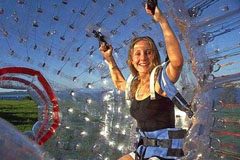 Zorbing School Holidays - GTASA - Global Travel Alliance SA