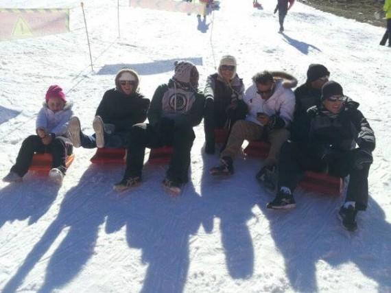 GTASA Ski Trip 2013 - Global Travel Alliance SA