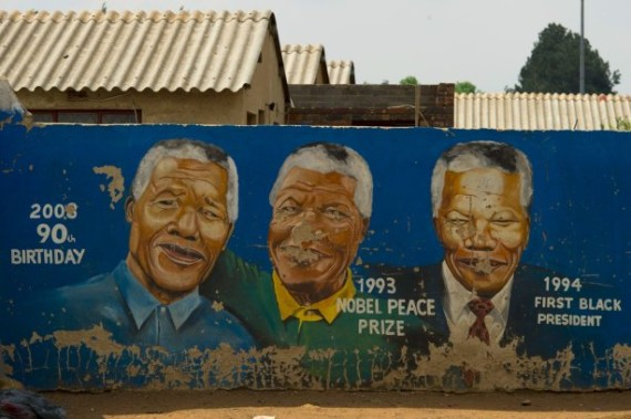 Nelson Mandela - Global Travel Alliance SA