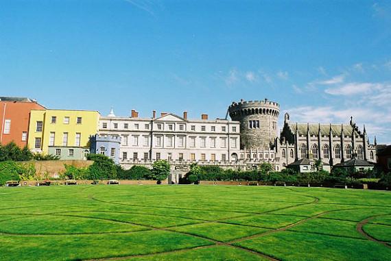 Dublin castle - Global Travel Alliance SA
