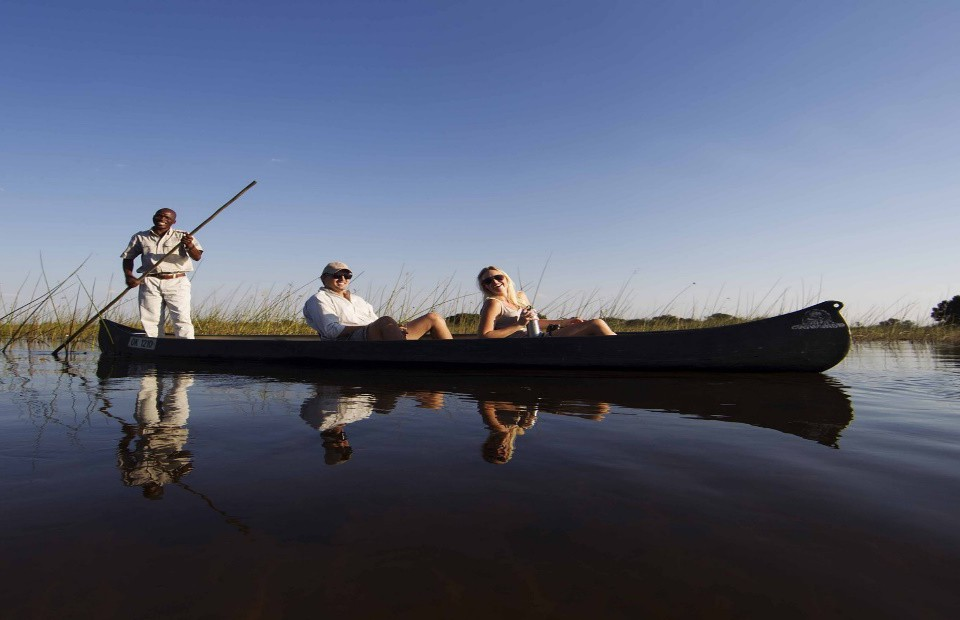 The Okavango Explorer Walking Trails