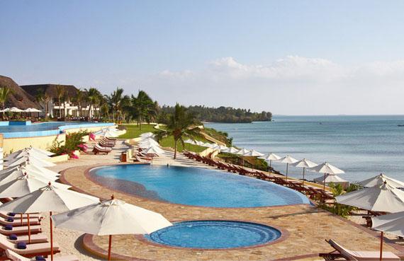 Zanzibar - Sea Cliff Resort
