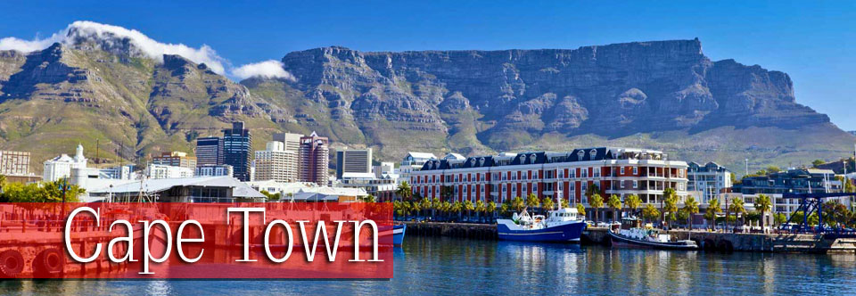 Cape Town - South Africa - Global Travel Alliance SA