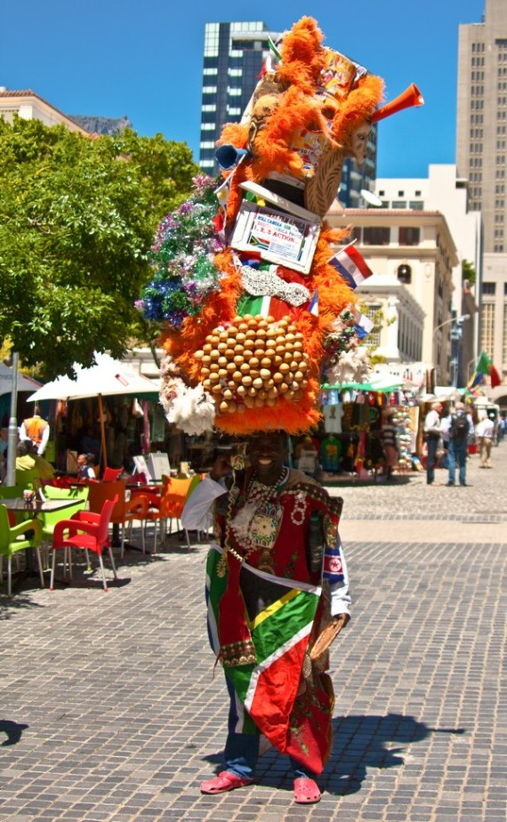 Greenmarket Square Cape Town - Global Travel Alliance SA
