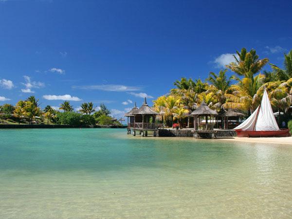 Mauritius Beach - Global Travel Alliance South Africa