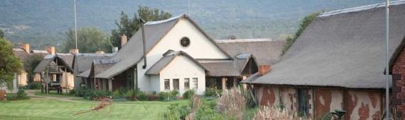 Askari Game Lodge - Global Travel Alliance SA