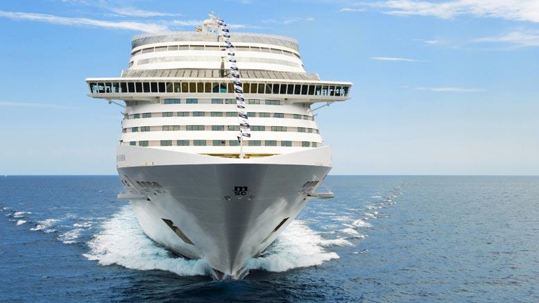MSC cruises - Global travel alliance SA members