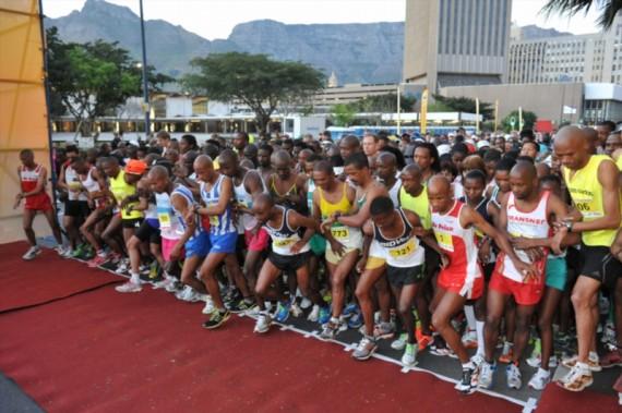 Cape Town marothon - Global Travel Alliance SA