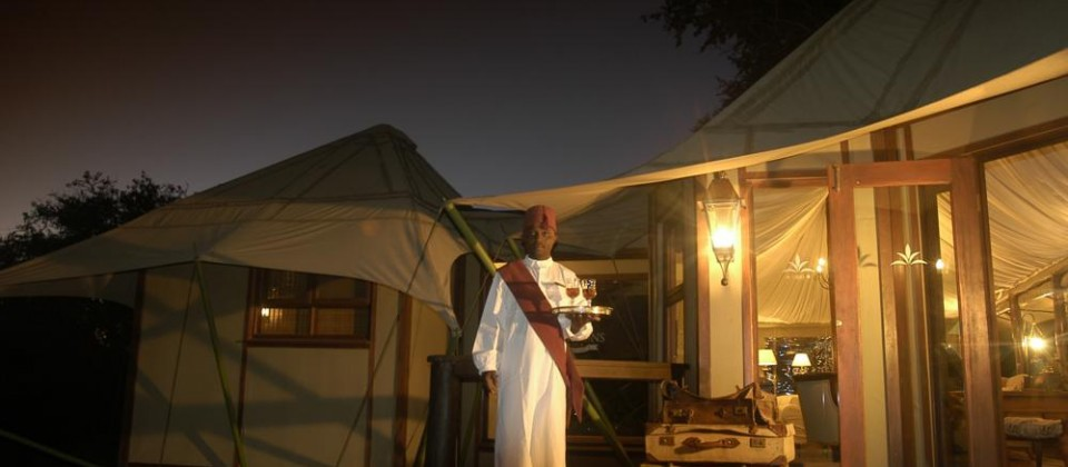 Hamiltons Tented Camp - Global Travel Alliance SA