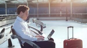 Free wifi-airport